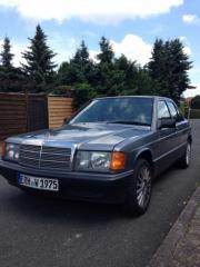 Mercedes C190