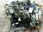 Mercedes Transporter Motor