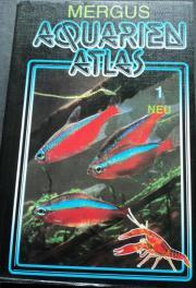 Mergus Aquarien Atlas