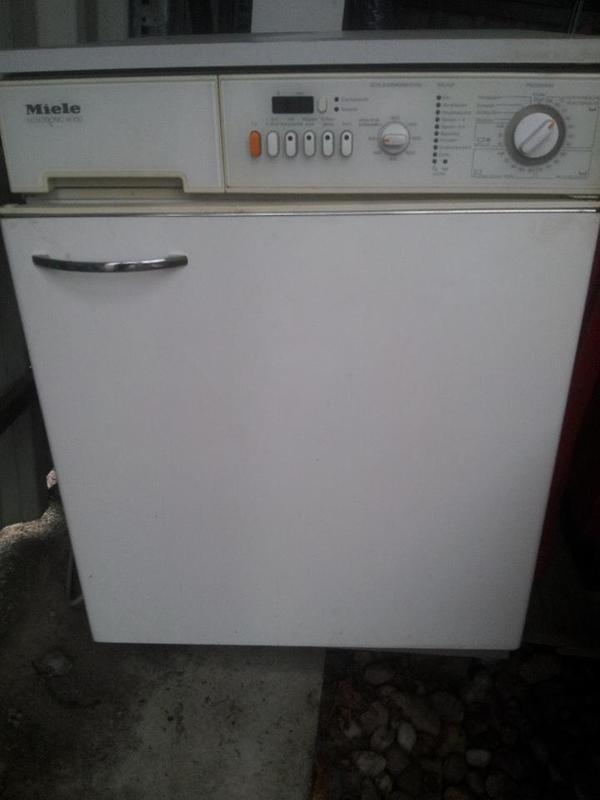 miele waschmaschine gebraucht kaufen nur 2 st bis 70. Black Bedroom Furniture Sets. Home Design Ideas