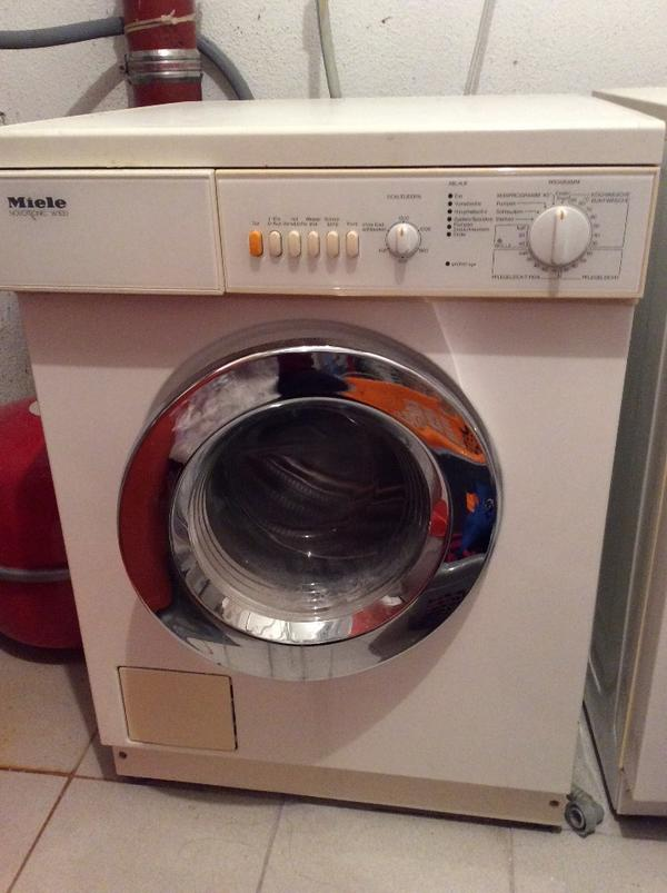 waschmaschine miele kleinanzeigen familie haus garten. Black Bedroom Furniture Sets. Home Design Ideas