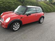 Mini Cooper - Rot-