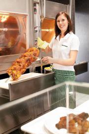 Mitarbeiter Küche / Strassenverkauf (