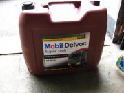 mobil delvac super 1400/15w40 20l gebraucht kaufen  Monschau