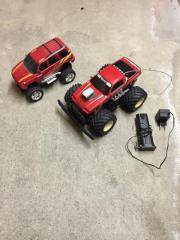 Modellautos für Fernbedienung,