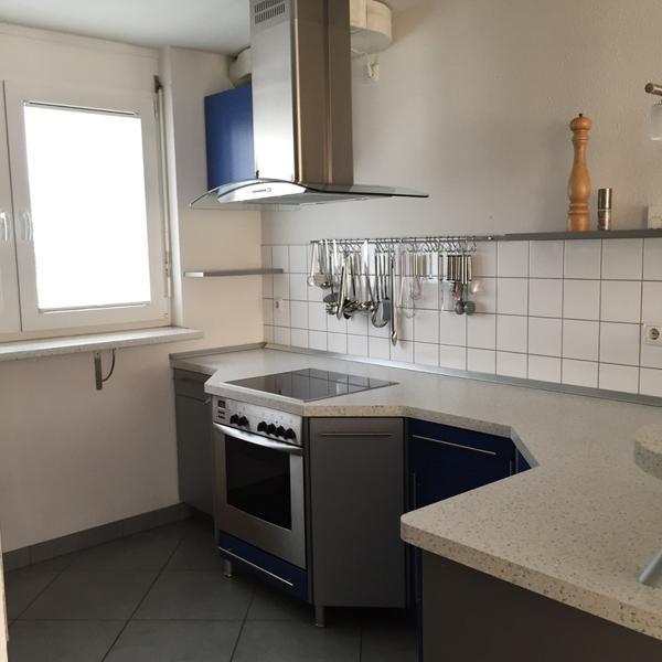 moderne k che sehr gut erhalten in pfungstadt. Black Bedroom Furniture Sets. Home Design Ideas