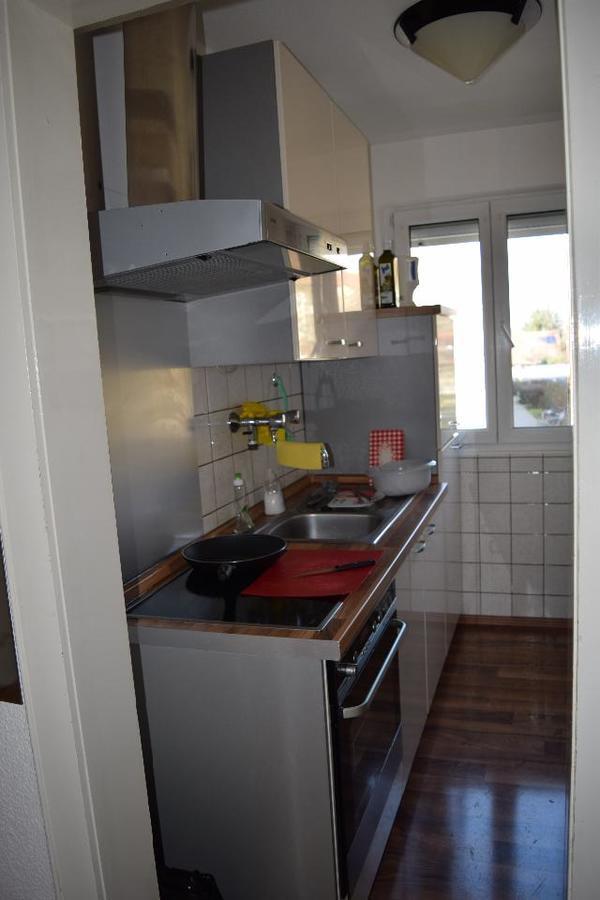 Moderne Küchenzeile 2.70 lang in Erlangen - Küchenzeilen ...