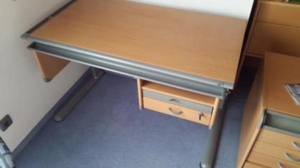 Moll Schreibtisch günstig gebraucht kaufen - Moll Schreibtisch ...