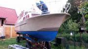 Motorboot - Kajütboot ,Ernst