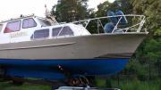 Motorboot - Kajütboot , Trailer ,