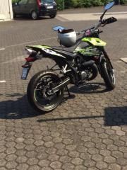 Motorcross-Roller