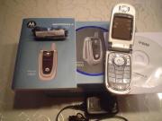 Motorola V600 und