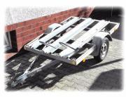 Motorrad Transporter STEMA
