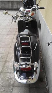 Motorroller, 125 ccm