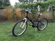 Mountainbike/Mädchenfahrrad 24