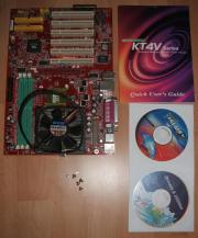 MSI Mainboard KT4A-