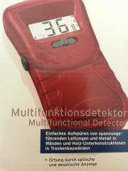 Multifunktionsdetektor