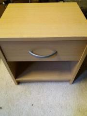 nachttisch nachtschrank haushalt m bel gebraucht und neu kaufen. Black Bedroom Furniture Sets. Home Design Ideas