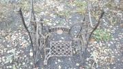 Nähmaschine Fusgestell antik