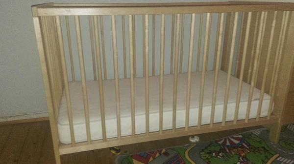 Ikea Kinderbett Für Mädchen ~ 'Gulliver' und Matratze 'Vyssa Somnat' in Hanau  IKEA Möbel