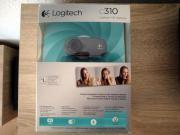Neuwertige Logitech C310
