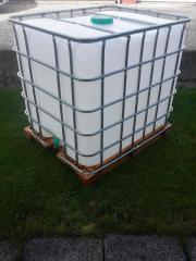 Neuwertigen 1000 liter
