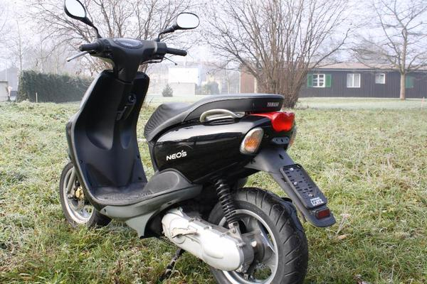 neuwertiger Yamaha Neos » Yamaha Roller