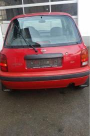 Nissan Micra voll