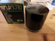 Ölfilter Harley Hilfo