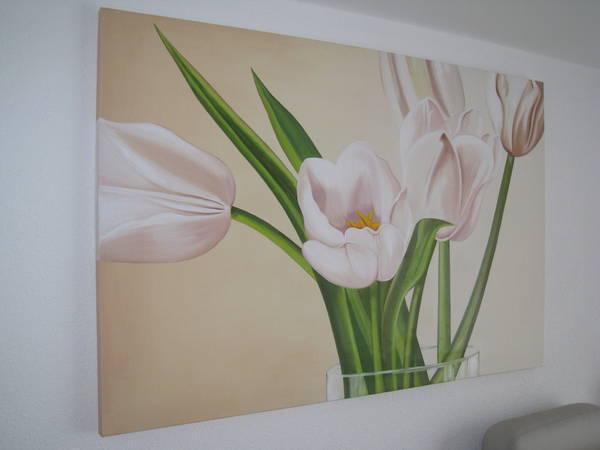 kleinanzeigen lgem lde auf leinwand tulpen bild 5 von bild 8. Black Bedroom Furniture Sets. Home Design Ideas