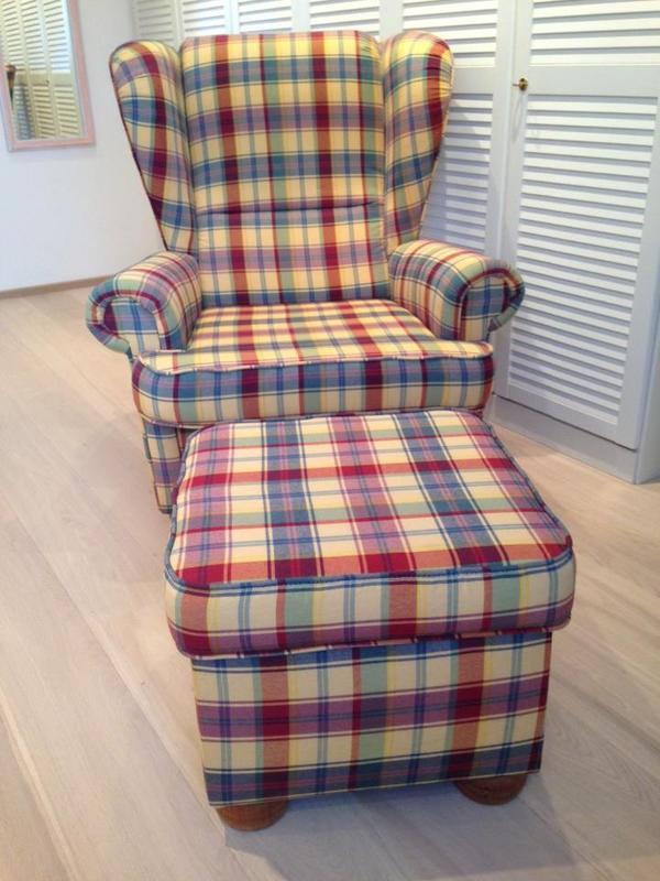 ohrensessel neu und gebraucht kaufen bei. Black Bedroom Furniture Sets. Home Design Ideas