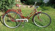 Oldtimer Damen Fahrrad