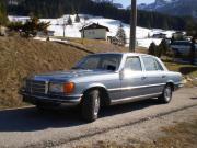 Oldtimer Mercedes SEL