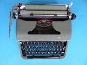 Olympia, alte Schreibmaschine.,
