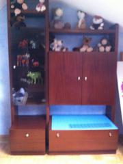 omnia schrankwand kaufen gebraucht und g nstig. Black Bedroom Furniture Sets. Home Design Ideas