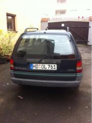 Opel Astra Benziner