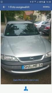 Opel Vectra 1.