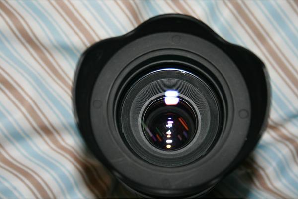 Kleinanzeigen Orig CANON 100 200mm EF Teleobj incl HOOD Sonnenblende