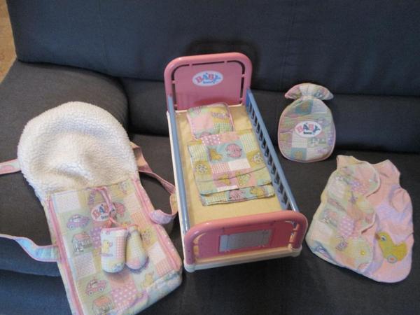 original baby born sachen specials zu verkaufen in. Black Bedroom Furniture Sets. Home Design Ideas