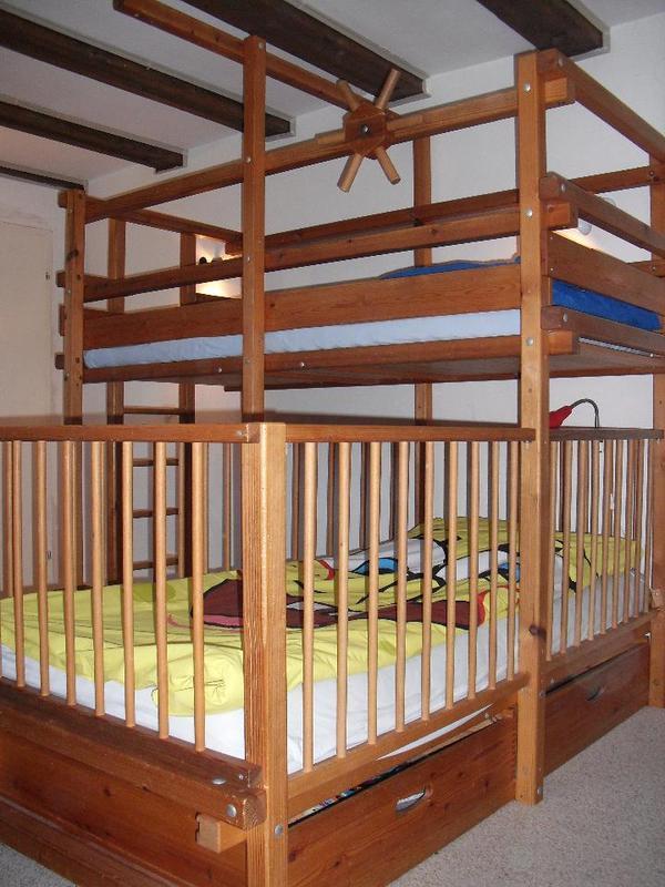 Original Gullibo Kinderstockbett zu verkaufen in Ottobrunn - Kinder ...