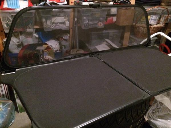 windschott eos kaufen gebraucht und g nstig. Black Bedroom Furniture Sets. Home Design Ideas
