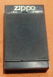 Original ZIPPO Aufbewahrungsbox