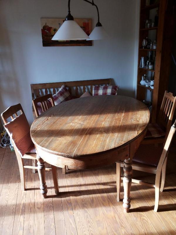 esstisch weichholz gebraucht kaufen 2 st bis 70 g nstiger. Black Bedroom Furniture Sets. Home Design Ideas