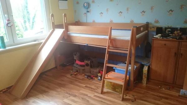 hochbett rutsche kaufen gebraucht und g nstig. Black Bedroom Furniture Sets. Home Design Ideas
