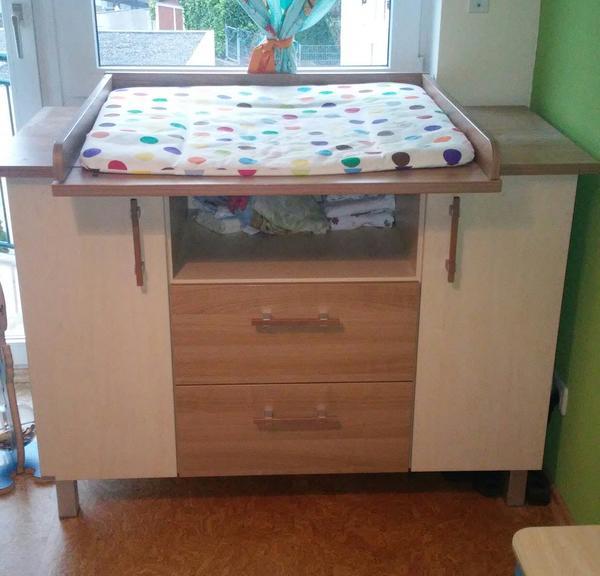 paidi wickelkommode bett in k sching wickeltische kaufen und verkaufen ber private kleinanzeigen. Black Bedroom Furniture Sets. Home Design Ideas