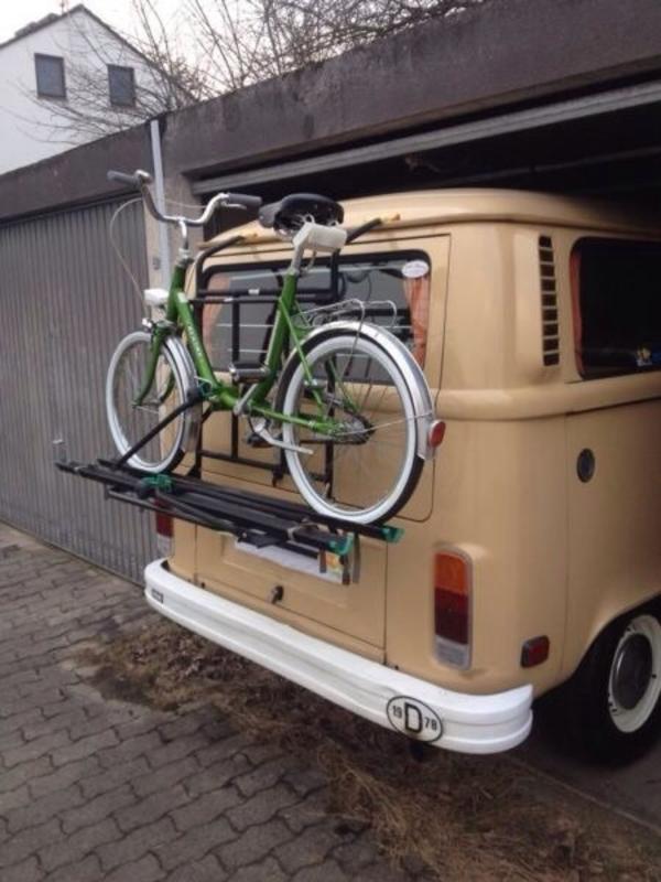 the car paulchen fahrradtr ger vw t2 t3 of 120. Black Bedroom Furniture Sets. Home Design Ideas