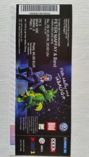 Peter Maffay & Band Tabaluga Live 2016 in Stuttgart Biete eine Eintrittskarte für Peter Maffay & Band für Tabaluga Live 2016 - Es lebe die Freundschaft - in der Hanns-Martin-Schleyer-Halle in ... 60,- D-69168Wiesloch Heute, 21:07 Uhr, Wiesloch - Peter Maffay & Band Tabaluga Live 2016 in Stuttgart Biete eine Eintrittskarte für Peter Maffay & Band für Tabaluga Live 2016 - Es lebe die Freundschaft - in der Hanns-Martin-Schleyer-Halle in