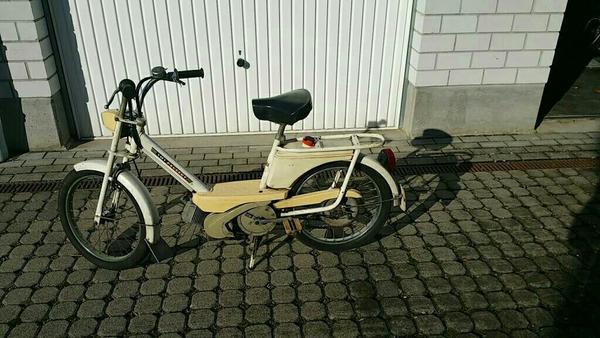 Peugeot 101 45 Kmh In Karlsruhe Mofas 50er