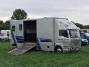 Pferdetransporter Mercedes 814