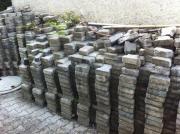 Pflastersteine / Knochensteine